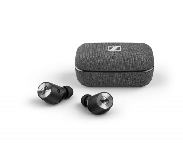 Sennheiser momentum true wireless 2 đen Trần Du Audio